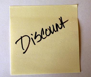 Senior Citizen Discounts Available